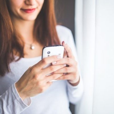 WHOA! Could your cellphone be making you ugly?