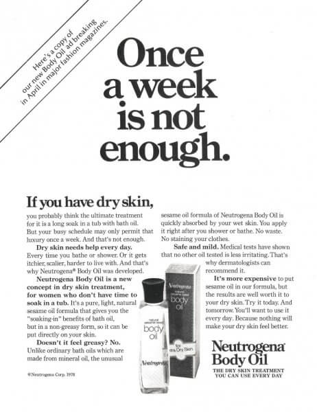 Gah, I'm old enough to remember this ad.