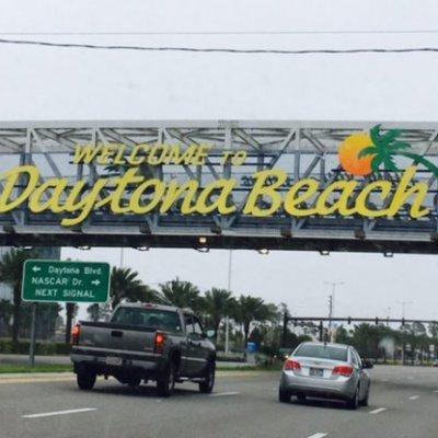 Weekday getaway to Daytona Beach