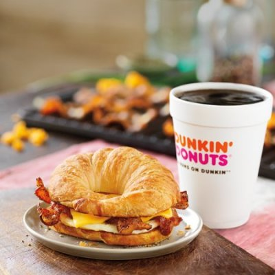 How a breakfast sandwich saved my day