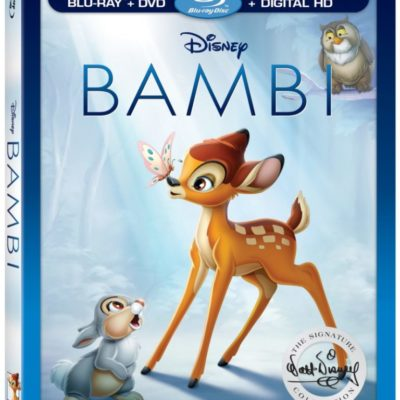 Bambi turns 75