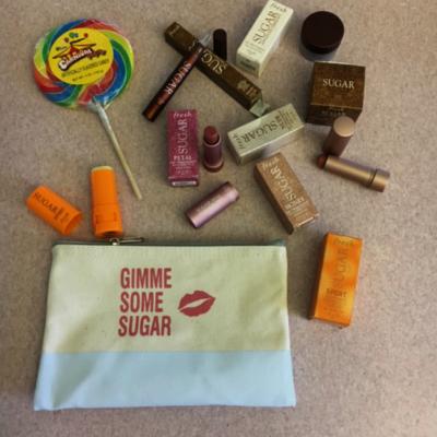 Sugar Fresh & Fun lip treatments