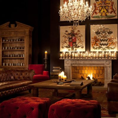6 of the Most Luxurious Cigar Lounges in the World