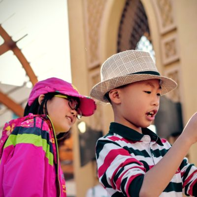 12 tips for traveling with children
