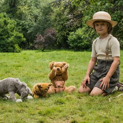 Goodbye Christopher Robin – a rare look into the life of A.A. Milne