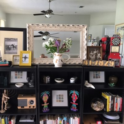 How I made my 1980's mirrored wall look cool again – Frame My Mirror