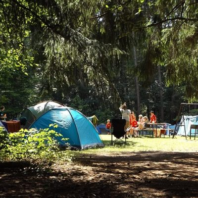 Tips to make your family camping fun
