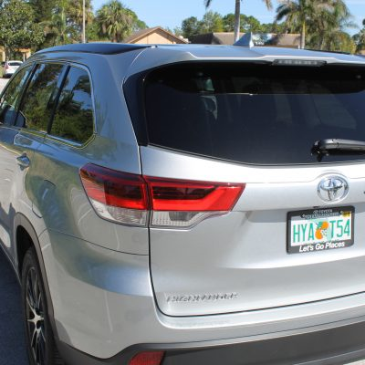 Mr. S takes the 2017 Toyota Highlander for a spin