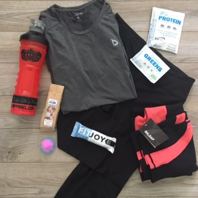 Unboxing: Workout Clothing Club Subscription Box
