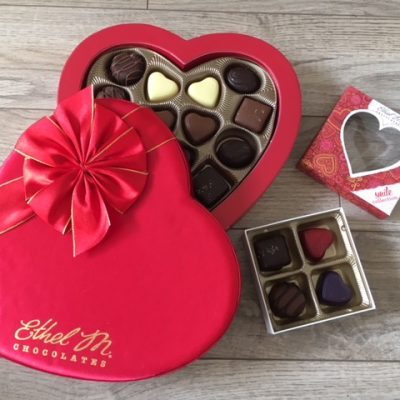 How chocolates became associated with Valentine's Day & why I'm all for it!