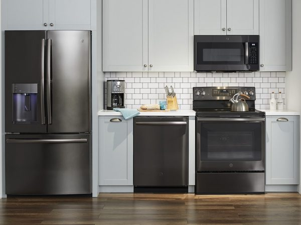 We Fell In Love With Ge S Sexy New Kitchen Appliances At