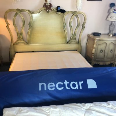 We put the NECTAR Mattress to the test PLUS we're GIVING ONE AWAY!