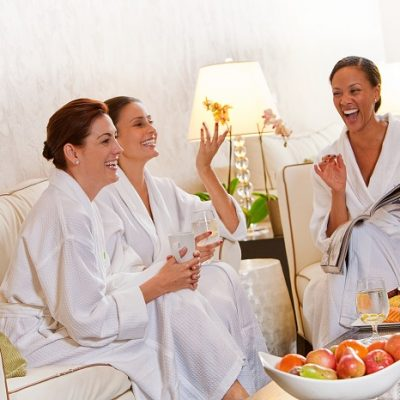 A spa day – just what mom wants for Mothers Day
