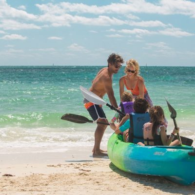 Only have a couple of days? How about a family cruise to the Bahamas?