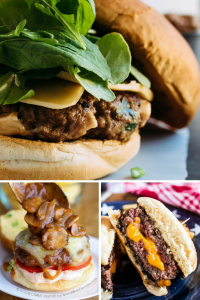 14 Burgers to make this summer