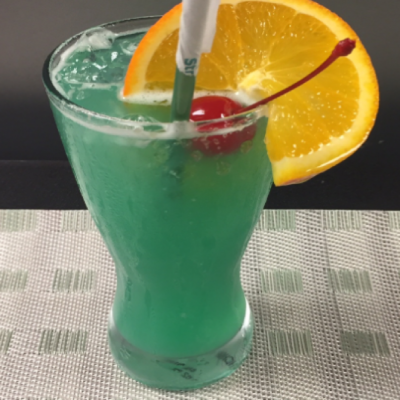 Cocktail of the Month – Blue Crush (from the Sonesta Ft Lauderdale Beach)