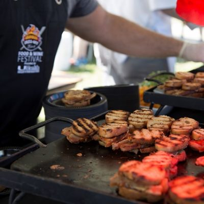 Lucky Locals: John Offerdahl's Gridiron Grill-Off