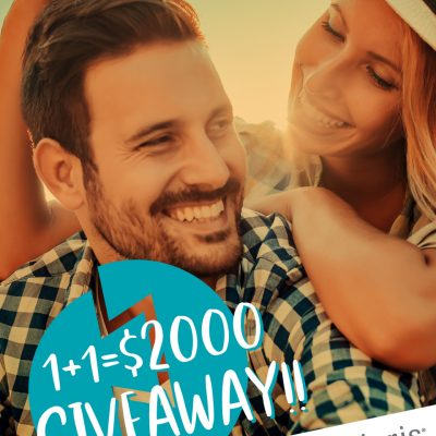 I am going to embarrass my husband & talk about prostate testing & a GIVEAWAY
