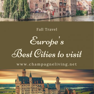Europe's Best Cities to Visit in the Fall Season