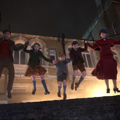 Mary Poppins Returns – a little Black Friday pixie dust