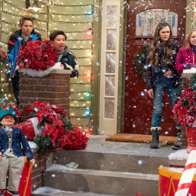 Who are Coop & Cami & why are they talking about the holidays?