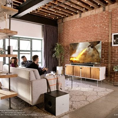 Why Mr. S wants a new Vizio P Series 55″ TV this year