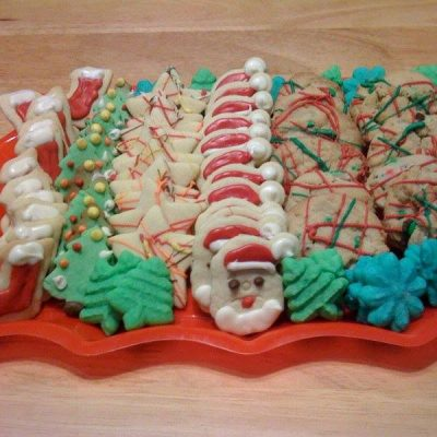 Christmas treats and beautiful lights – holiday traditions on ABC