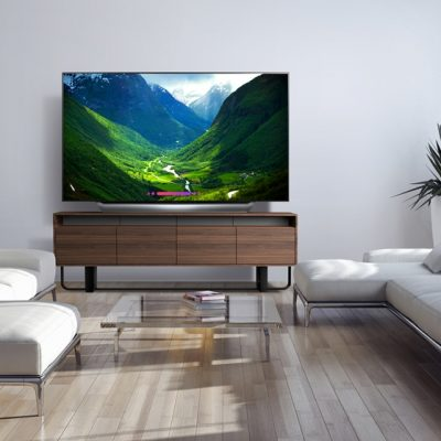 The not-so-friendly Sandler TV competition & the LG OLED 77