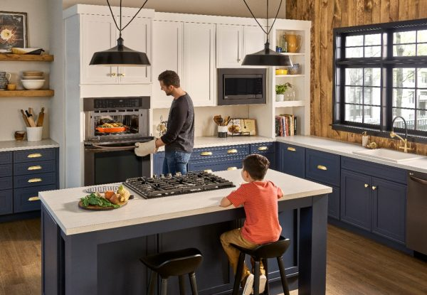 Are You Seeing Double The Lg Combination Wall Oven