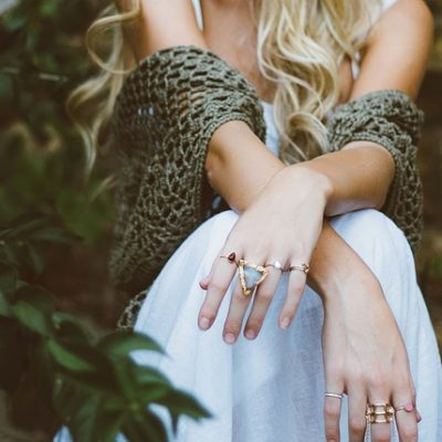 Five care tips for your Gold and silver rings