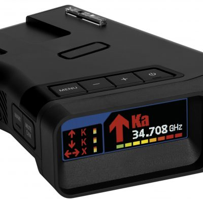 Drive safer with the Uniden R7 Radar Detector
