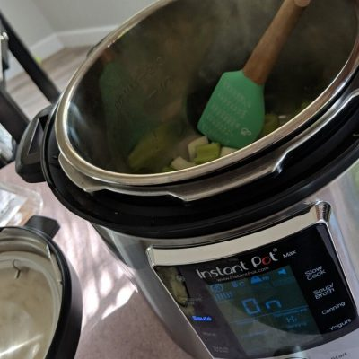 A dummies guide to using an Instant Pot (posted for moi)