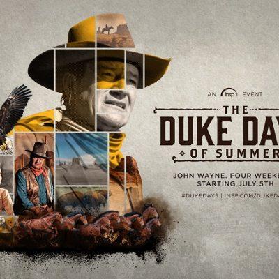 A man's got to do what a man's got to do – John Wayne returns