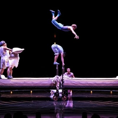 Florida Life: Cirque du Soleil Corteo at the BB&T Center