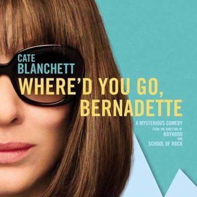 Sneak peek: Where'd You Go Bernadette