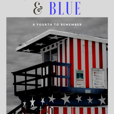 Our red, white & blue guide to summer fun