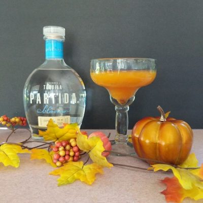 Drop the latte, I just made a Pumpkin Spice PartidaRita!