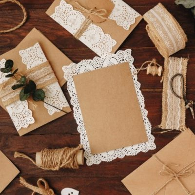 All the Paper Goods Your Wedding Needs