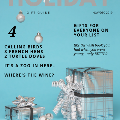 Happy shopping with our 2019 Holiday Gift Guide
