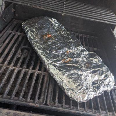 Faking it: Homemade Niman Ranch BBQ Ribs