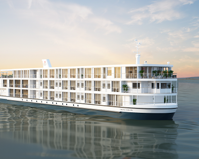 Viking Saigon to launch on the Mekong River