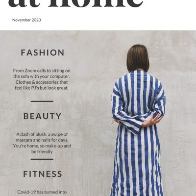 at home Fashion Beauty and Fitness Guide 2020