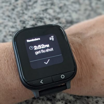 My favorite things: The Verizon Caresmart Watch