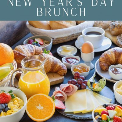 2021 New Year's Day Brunch Guide