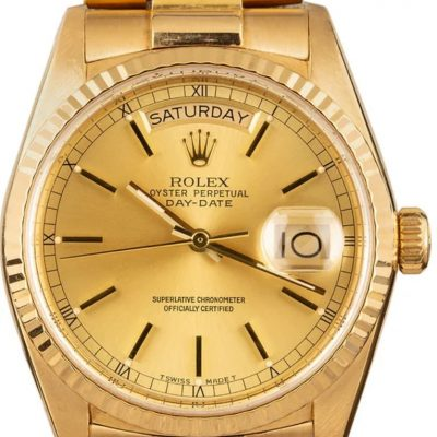 Why are Rolex Presidential watches so popular?