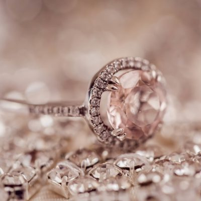 Which Jewelry Pieces Are Pink Diamonds Used For?