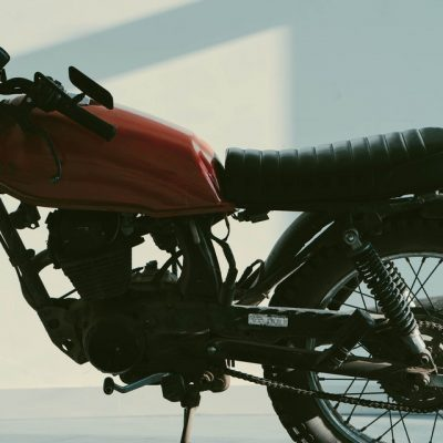How to Make Your Old Motor Bike New Again